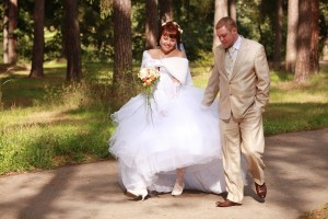 Свадебная фотосъёмка (Wedding)
