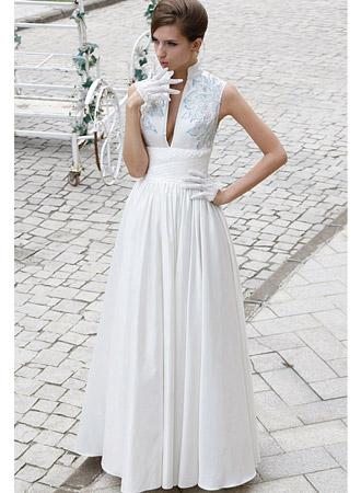 Wedding Saloon :: Свадебное платье, выкройка - Свадебные платья и
