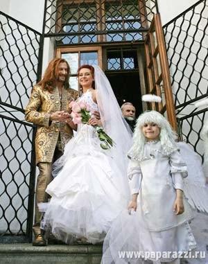 Свадебное платье Анисиной