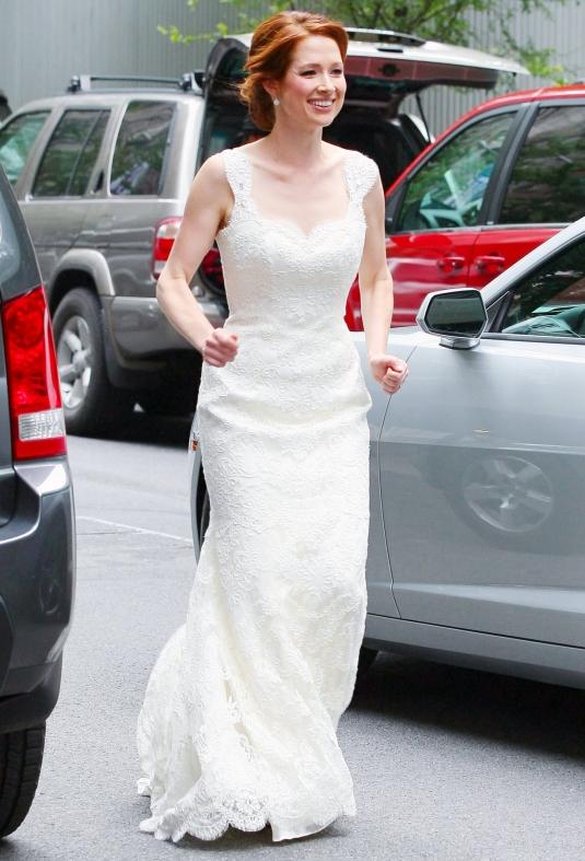 Свадебное платье Элли Кемпер
