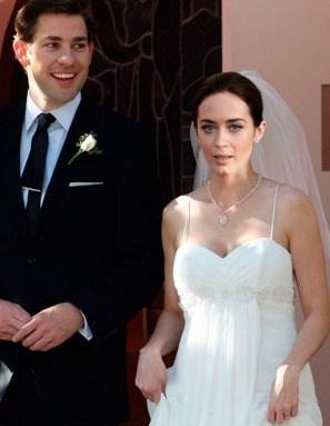 Свадебное платье Эмили Брант