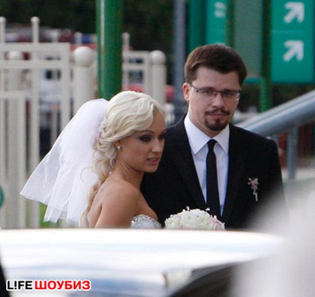 Свадебное платье Юлии Лещенко