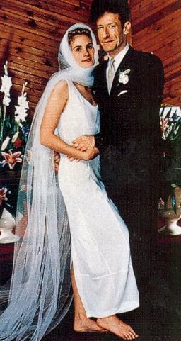 Свадебное  у джулии робертс