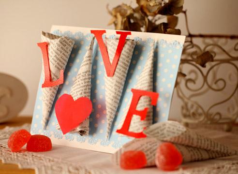 Валентинки своими руками (5)
