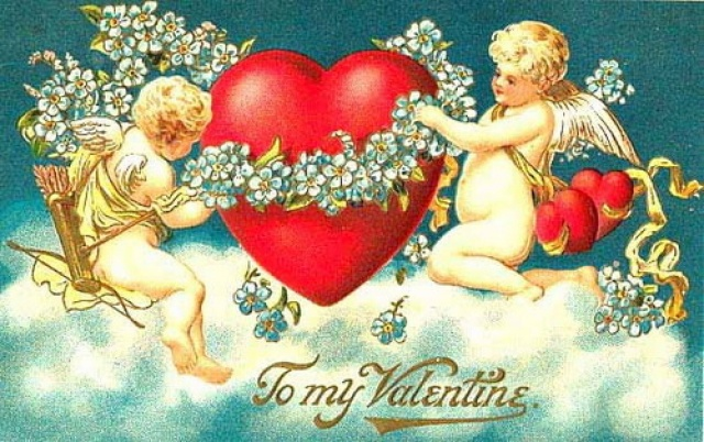 Открытки ко Дню всех влюблённых (108)