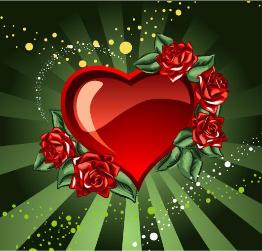 Открытки ко Дню всех влюблённых (135)