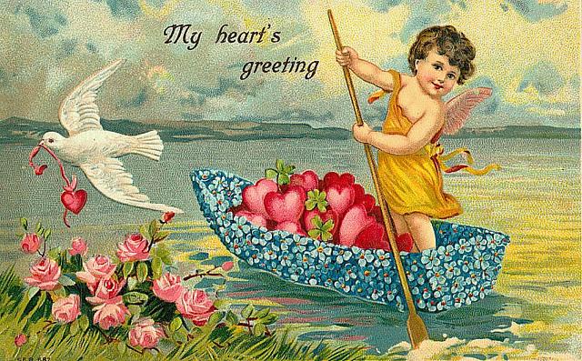 Открытки ко Дню всех влюблённых (52)