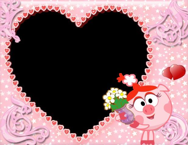Рамки для Дня Святого Валентина (21)