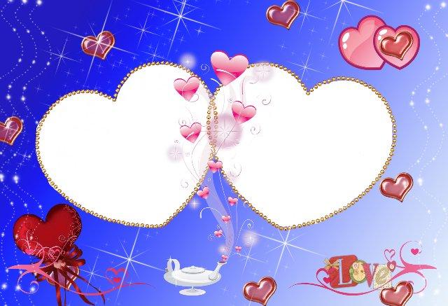 Рамки для Дня Святого Валентина (3)