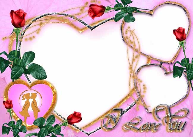 Рамки для Дня Святого Валентина (78)