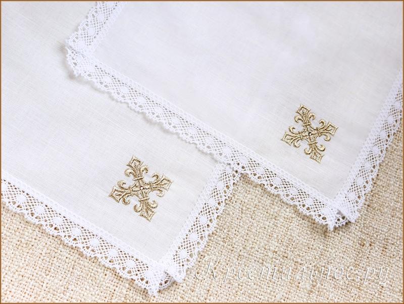 Кружевные платочки