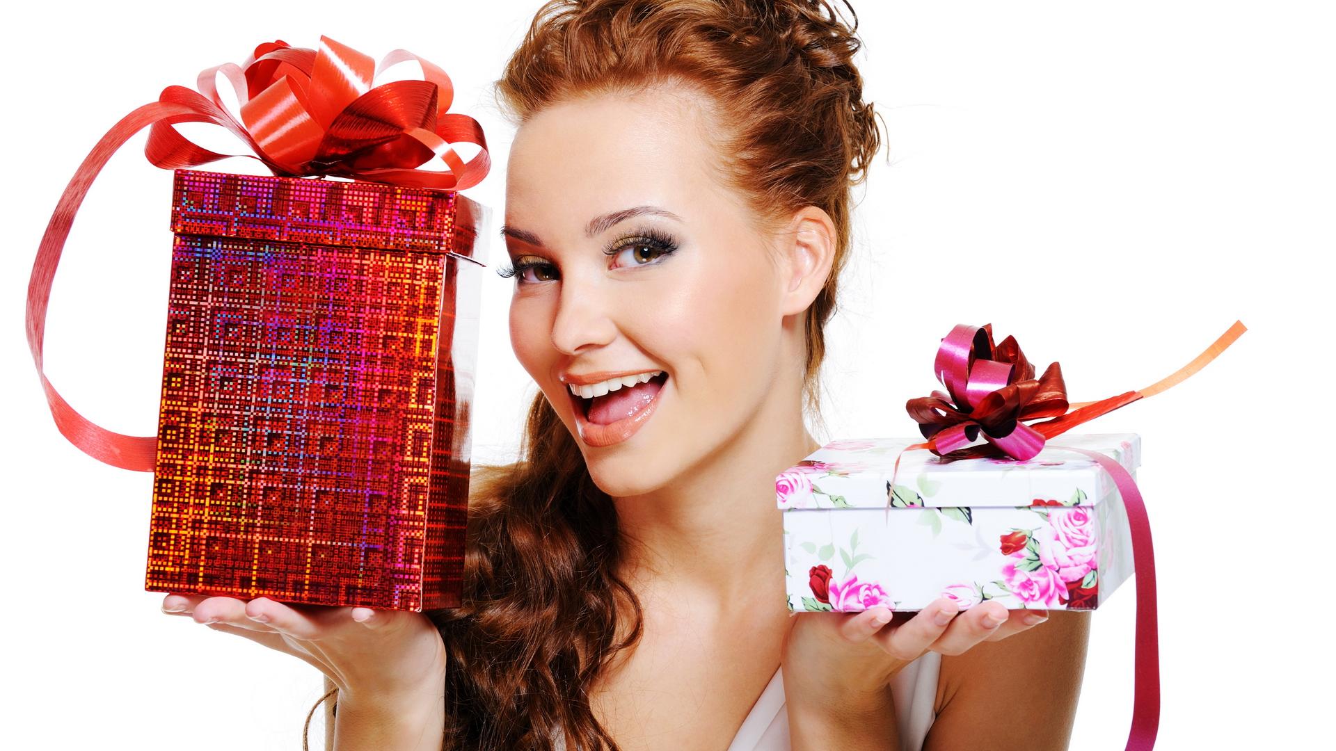 Подарки для девушек картинки