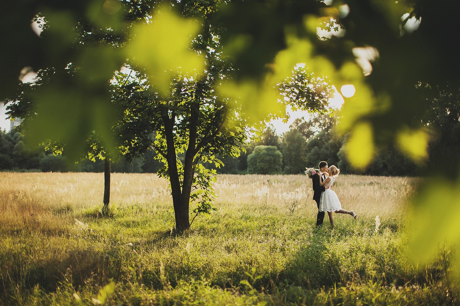 Свадьба в маю