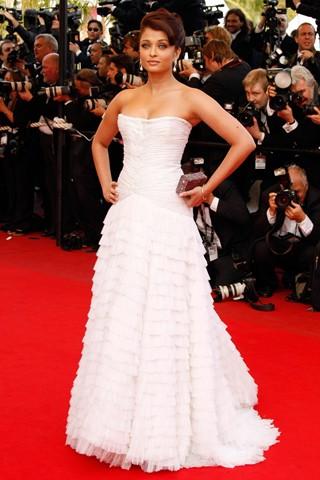 Свадебное платье Айшварии Райот Roberto Cavalli