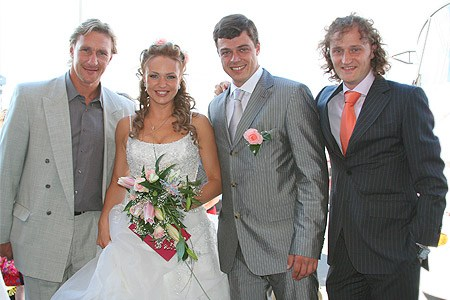 Свадебное платье  Аллы Довлатовой