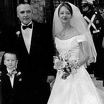 Свадебное платье  Виктории Даффи