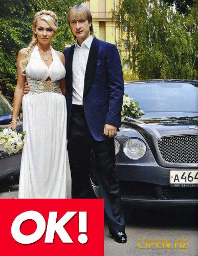Свадебное платье Яны Рудковской
