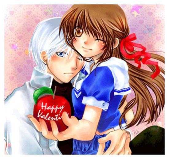 Аниме - День Святого Валентина (16)