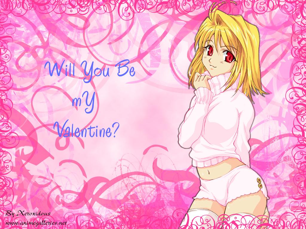 Аниме - День Святого Валентина (38)