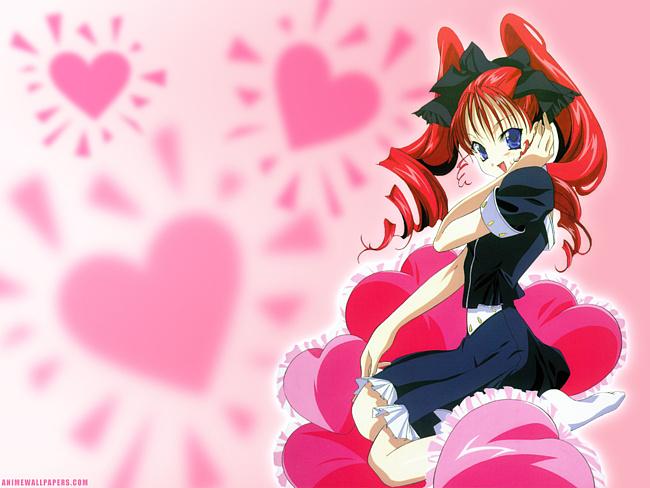 Аниме - День Святого Валентина (9)