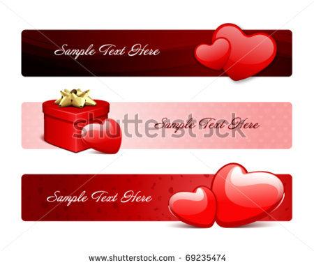 Баннеры День Святого Валентина (27)