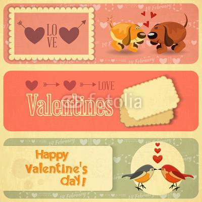 Баннеры День Святого Валентина (8)