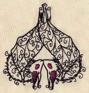 Валентинки в готическом стиле (3)