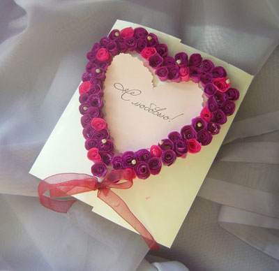 Валентинки своими руками (8)