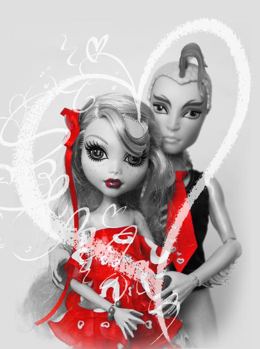 Готические  валентинки (11)