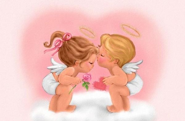 Открытки ко Дню всех влюблённых (130)