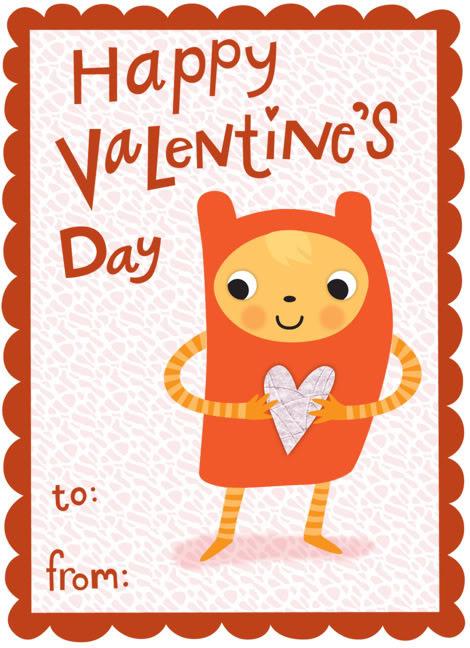 Открытки ко Дню всех влюблённых (132)