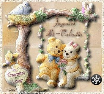 Открытки ко Дню всех влюблённых (137)
