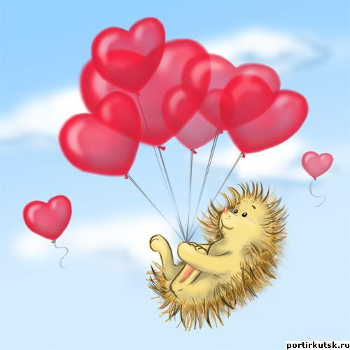 Открытки ко Дню всех влюблённых (31)