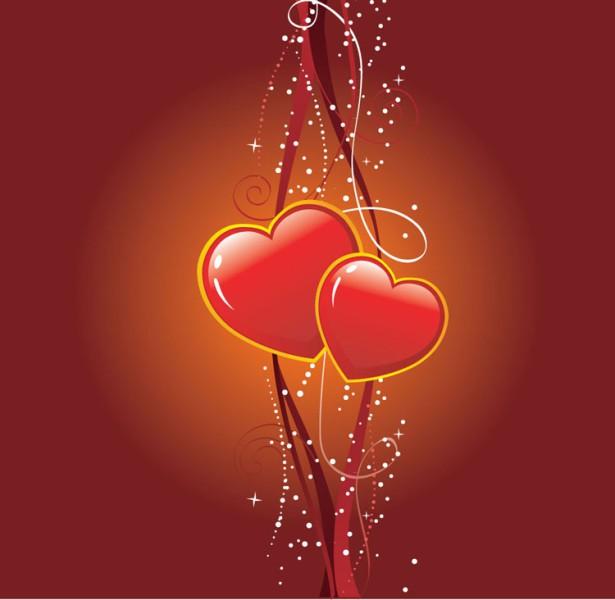 Открытки ко Дню всех влюблённых (60)