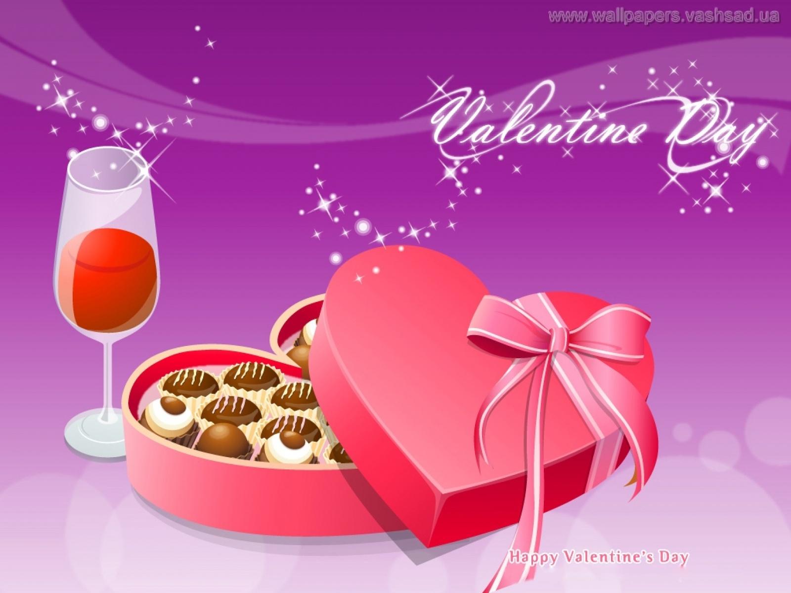 Открытки ко Дню всех влюблённых (88)