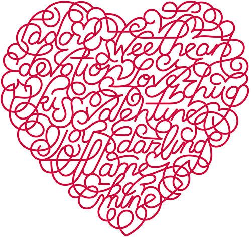 Открытки ко Дню всех влюблённых (91)
