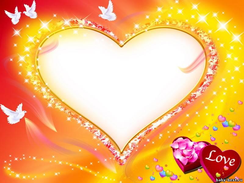 Рамки для Дня Святого Валентина (20)