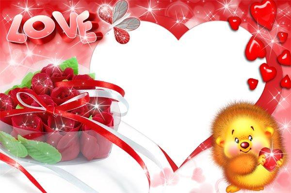 Рамки для Дня Святого Валентина (59)