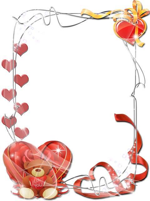 Рамки для Дня Святого Валентина (61)