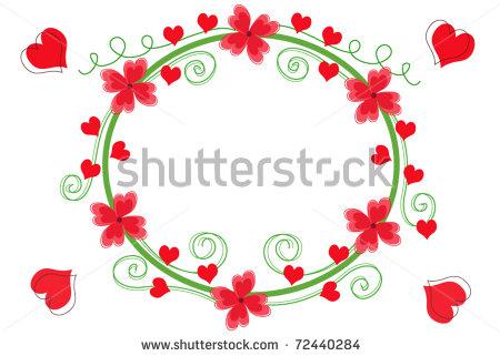 Рамки для Дня Святого Валентина (92)