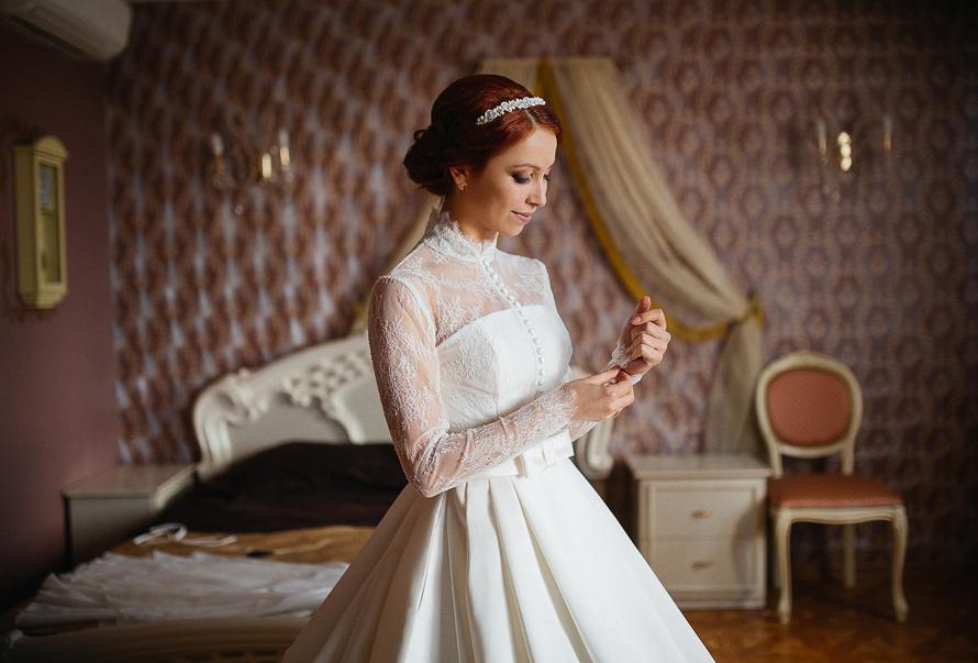 Платье для венчания