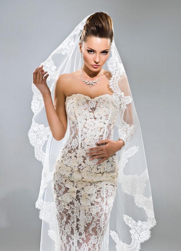 Венчальное платье для беременной