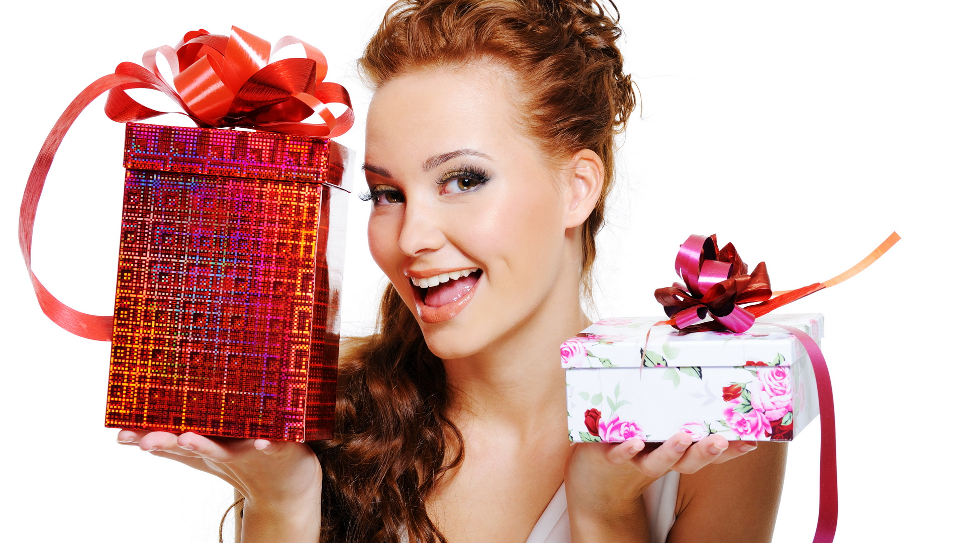 Подарки женщине