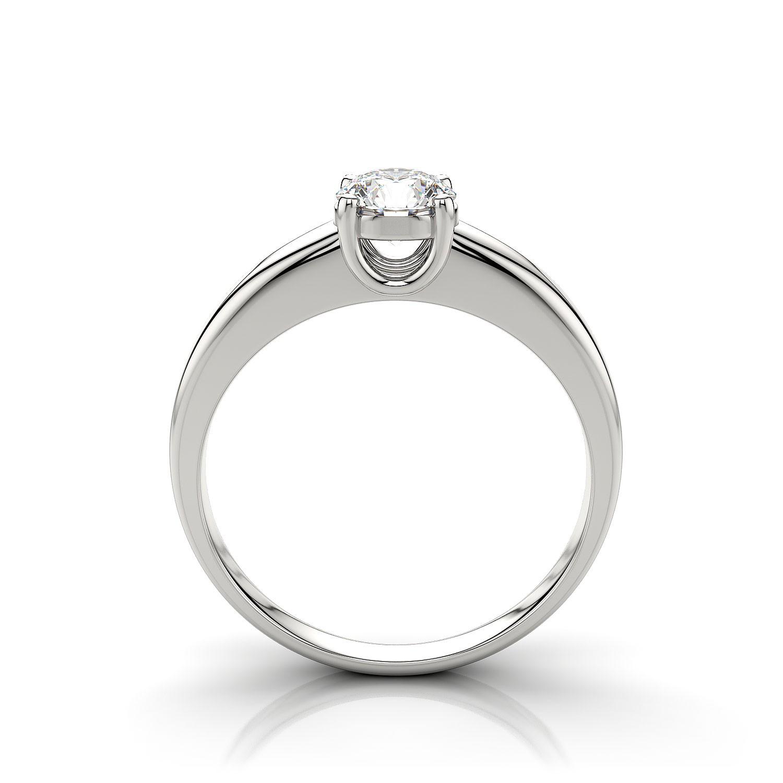 Кольцо с круглым профилем